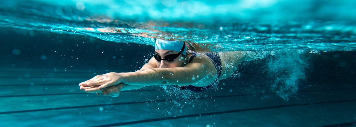 Individuální lekce plavání